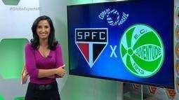 Globo Esporte RS - Bloco 1 - 24/08