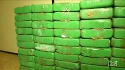 Polícia Federal apreende 120 kg de cocaína em Imperatriz