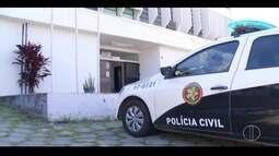 Polícia investiga morte casal encontrado dentro de banheiro em Teresópolis