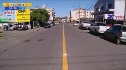 Prefeitura muda sentido de vias em Tubarão e confunde motoristas