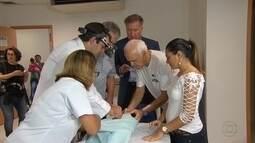 Médicos americanos vem ao Recife entender o tratamento da microcefalia