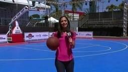 Evento de basquete agita brasília neste fim de semana