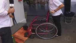 Estudantes de Uberlândia desenvolvem projeto de acessibilidade