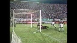 É Gol na Memória relembra partidas entre Fluminense e Palmeiras no Brasileirão
