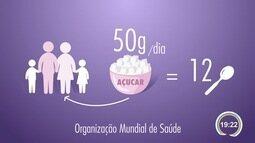 Bebês de até dois anos de idade não devem comer açúcar