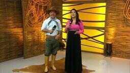 Confira quais serão os destaques do 'Galpão Crioulo' deste domingo (28)