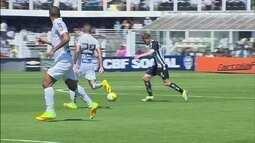 Melhores momentos de Santos 0 x 1 Figueirense pela 22ª rodada do Campeonato Brasileiro