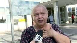 Pacientes com câncer ficam sem tratamento