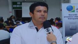 Mesários são treinados para trabalhar nas eleições em Uberlândia