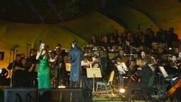 Amazônia Live une Ivete Sangalo e Plácido Domingo no Rio Negro