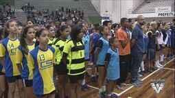 12ª Copa TV Tribuna de Handebol Escolar começa em Santos