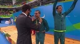 Daniel Dias se torna o maior medalhista da natação em Jogos Paralímpicos