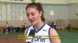 Holandesa Anne Buijs é o reforço do Rio de Janeiro
