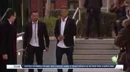 Justiça espanhola reabre investigação sobre a transferência de Neymar para o Barcelona