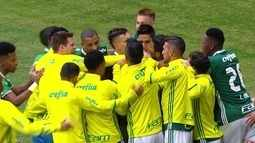 Os gols de Palmeiras 2 x 1 Coritiba pela 27ª rodada do Brasileirão