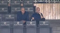 """Tite ganha """"simpatia"""" ao visitar estádios, diz Lino"""