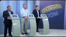 Inter TV realiza debate com três dos candidatos à Prefeitura de Cabo Frio, no RJ