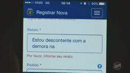 Consumidores podem utilizar smartphone para realizar denúncias ao Procon de Campinas
