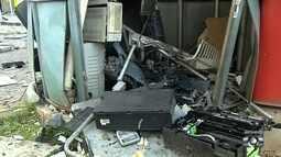 Trio suspeito de explodir caixas eletrônicos morre em tiroteio com PM, em Goiânia