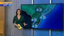 Tempo: máximas passam dos 20ºC na Região Sul do RS