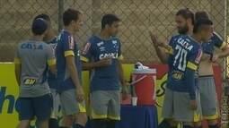 Mesmo nas quartas da Copa do Brasil, Cruzeiro não esquece do Brasileirão