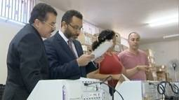 Urnas eletrônicas passam por auditoria em Pres. Prudente