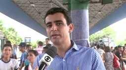 JHC realiza visita ao bairro Benedito Bentes, em Maceió