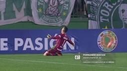 Redação AM: Fernando Doesse narra classificação da Chapecoense na Copa do Brasil