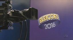 RBS TV transmite debate com candidatos à prefeitura das principais cidades de SC