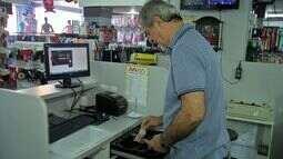 Comércio fica sem troco durante a greve dos bancários em MT