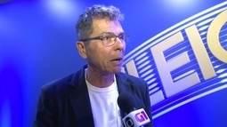 Roberto Anderson fala sobre expectativa para o debate do Rio