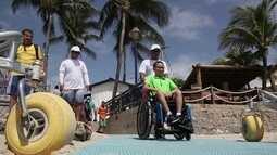 Pessoas com deficiência participam de projeto do Ministério do Turismo