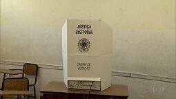 Mais de 15 milhões de eleitores devem ir às urnas no domingo em Minas Gerais
