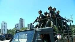 Força Nacional reforçará a segurança de cidades do RN nas eleições
