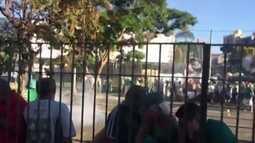 Polícia Militar e torcedores do Guarani entram em conflito antes da decisão com o Asa