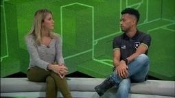 Luis Ricardo elogia substituto e mantém cautela sobre Botafogo na Libertadores