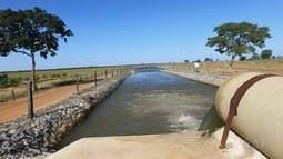 Empresário suspeito de desviar água do Rio Araguaia para irrigação presta depoimento