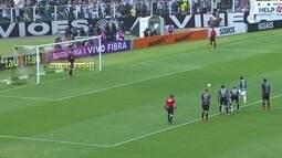 Comentaristas analisam a vitória do Palmeiras contra o Figueirense