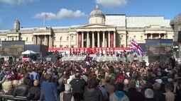 Grã-Bretanha celebra resultados que fazem do país potência olímpica e paralímpica