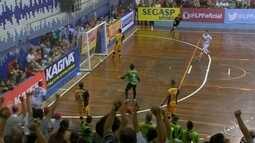 Em jogo de viradas, AABB e Sorocaba empatam pela semi da Liga Paulista