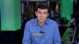 Diogo Olivier comenta duelos de Inter e Grêmio na Copa do Brasil