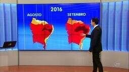 Consumo de água reduz 5% em Fortaleza e Região Metropolitana