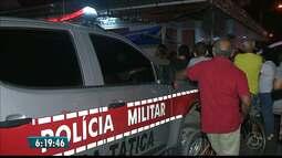 Taxista foi morto a tiros no bairro do Grotão, em João Pessoa