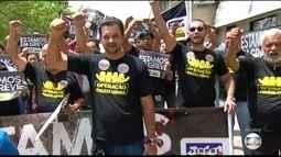 Policiais civis deflagram greve apesar de Justiça decretar irregularidade do movimento