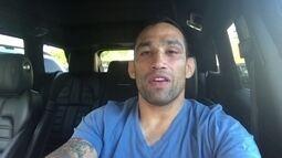 Fabrício Werdum promete finalização ao nocaute na revanche contra Cain Velasquez