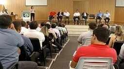 Reunião debate transição de governo com prefeitos eleitos do Norte de MG