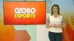 Globo Esporte MS - programa de sábado, 22/10/2016 - 1º bloco