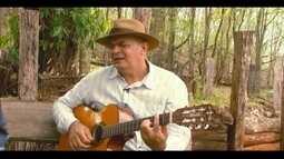 Violeiro Tarcísio Manuvéi fala sobre carreira e música em Ituiutaba