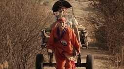 Confira os bastidores do filme O Shaolin do Sertão
