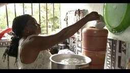 Moradores do Distrito de Cachoeira Escura reclamam da falta de abastecimento de água
